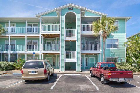 Photo of 204 16th St Unit D, Saint Augustine Beach, FL 32080