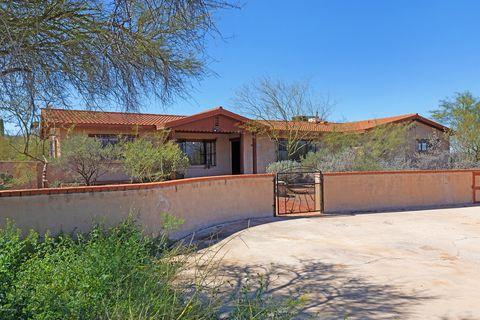 Photo of 3850 W Ironwood Hill Dr, Tucson, AZ 85745