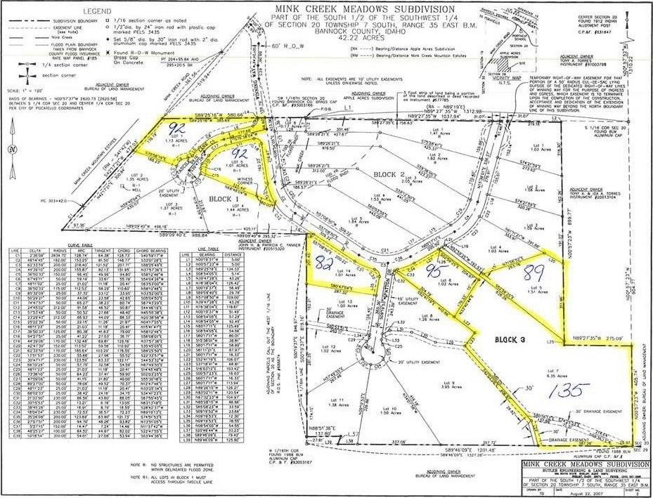 Pocatello Zip Code Map.Winning Way Pocatello Id 83204 Land For Sale And Real Estate