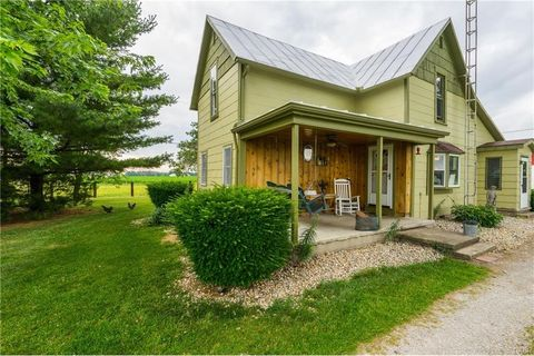 938 Union City Elroy Rd, Mississinawa Township, OH 45390