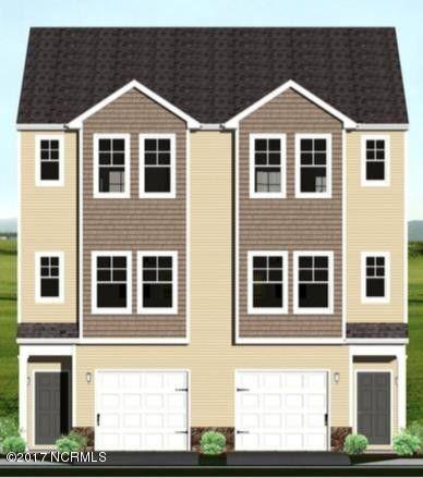 813 Blanche Ave Unit B, Carolina Beach, NC 28428