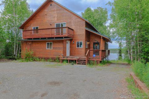 13245 N Willow Lake Dr, Willow, AK 99688