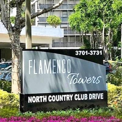 3701 N Country Club Dr Apt 107, Aventura, FL 33180