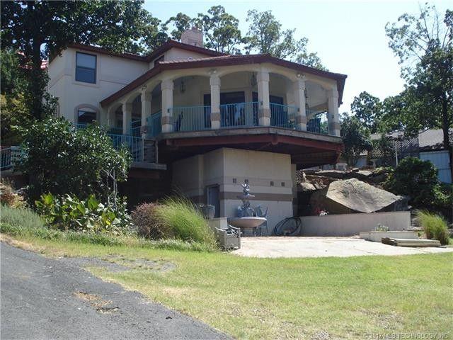 Lake Property For Sale In Eufaula Oklahoma