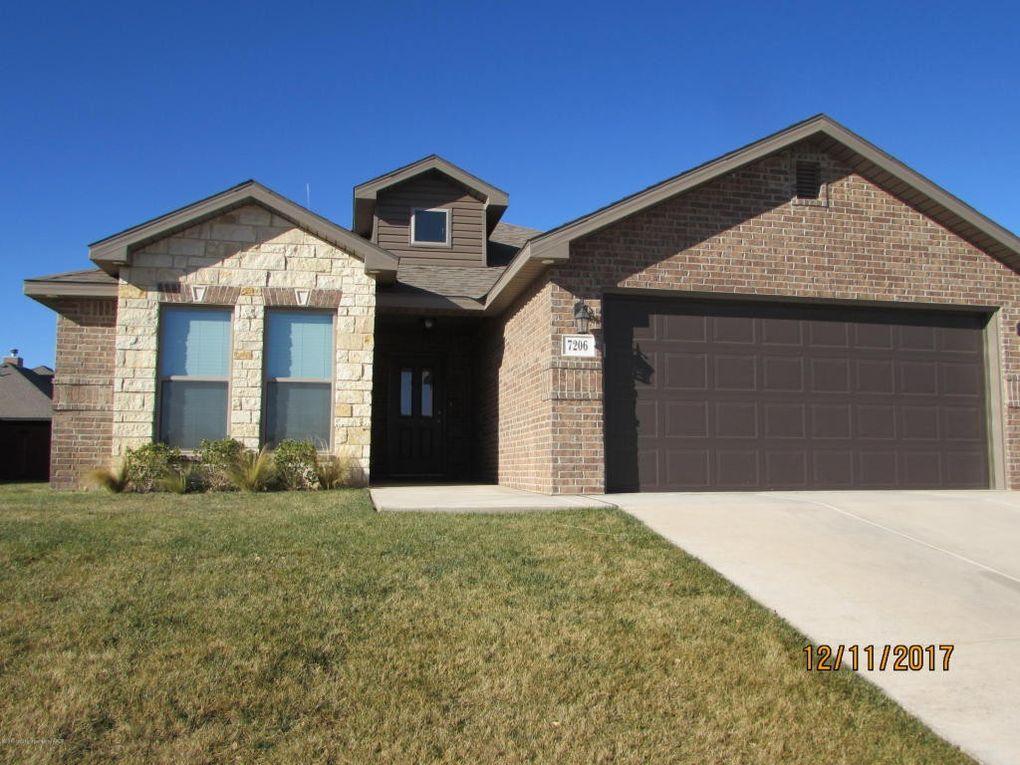 7206 Sinclair St, Amarillo, TX 79119