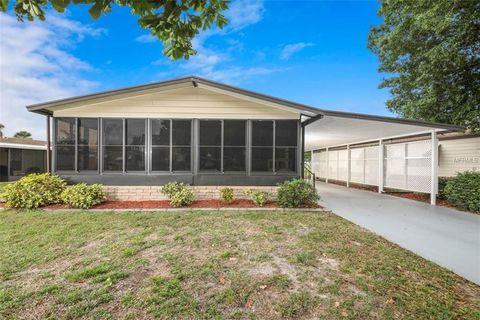 Deer Creek Mobile Home Park Englewood Florida - Image Of ...