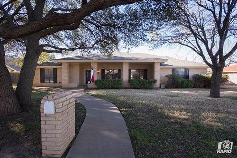 3117 Alta Vista Ln, San Angelo, TX 76904