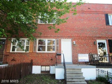 3820 2nd St, Baltimore, MD 21225