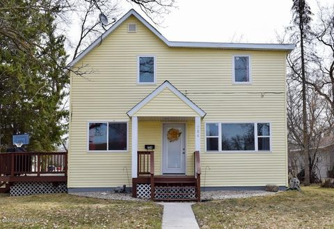 Photo of 704 Tindolph Ave S, Thief River Falls, MN 56701