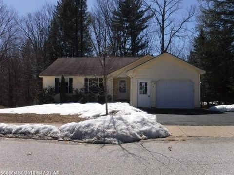 3 Nathan Ct Springvale ME 04083 Single Family Home