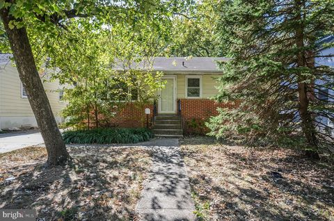 Photo of 5905 Osage St, Berwyn Heights, MD 20740