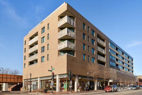 900 Chicago Ave Unit 402, Evanston, IL 60202