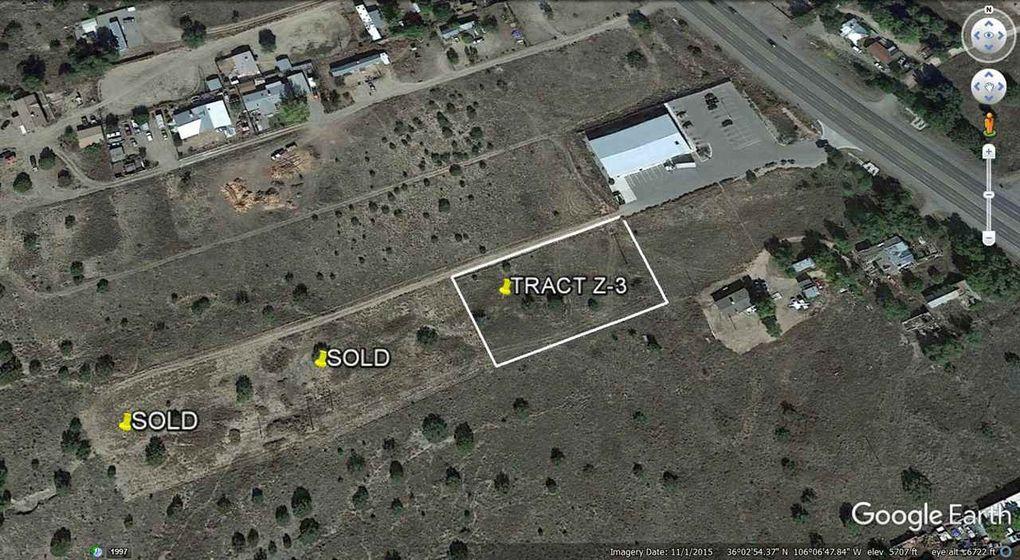 Z-3 Camino Del Sol Hernandez, NM 87537
