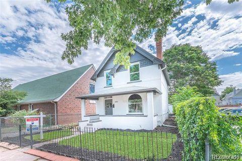 Phenomenal Denver Co 3 Bedroom Homes For Sale Realtor Com Download Free Architecture Designs Ferenbritishbridgeorg