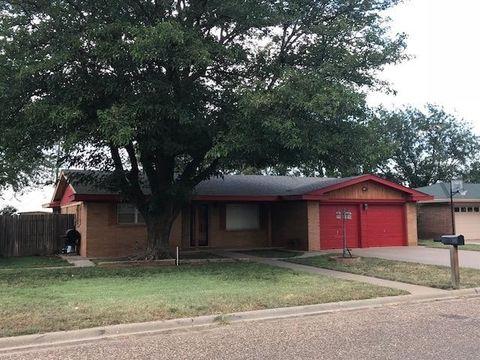 418 North Dr, Abernathy, TX 79311