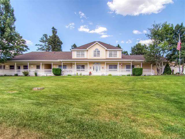7550 n village rd parker co 80134 home for sale real