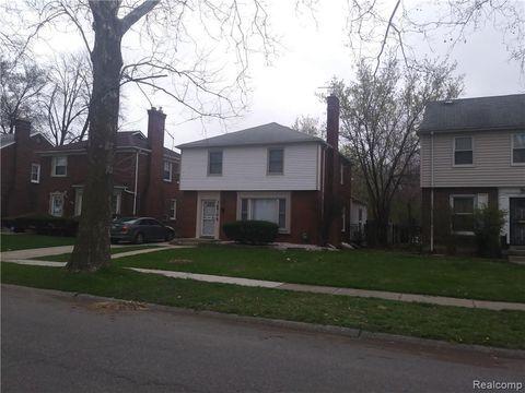 Photo of 16708 Avon Ave, Detroit, MI 48219