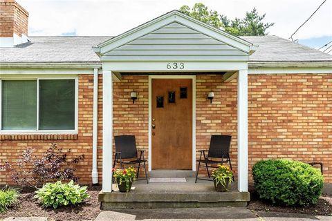 Photo of 633 Nicholson Rd, Ohio Township, PA 15143