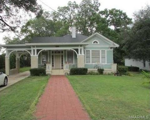 Garden District Montgomery Al Real Estate Homes For Sale