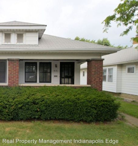 Photo of 4816 E 10th St, Indianapolis, IN 46201