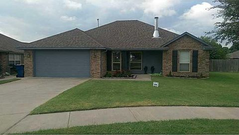 1249 W Shannon Way Ct, Mustang, OK 73064