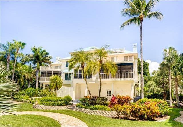 411 Bella Vista Way E, Sanibel, FL 33957