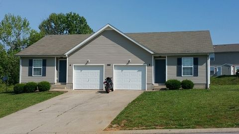 Photo of 260 Executive Ave, Clarksville, TN 37042