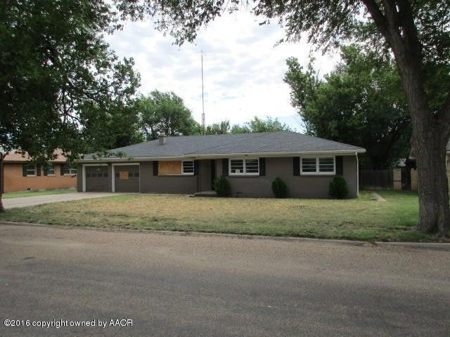 1828 evergreen st pampa tx 79065 home for sale real estate