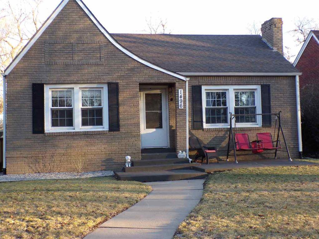 1496 N Woodrow Ave Wichita, KS 67203
