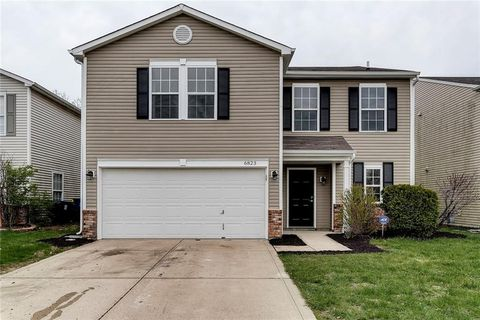Photo of 6823 Earlswood Dr, Indianapolis, IN 46217