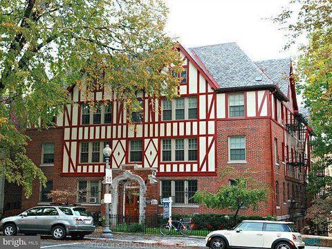 Photo of 1705 Lanier Pl Nw, Washington, DC 20009