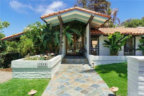 1213 Via Descanso, Palos Verdes Estates, CA 90274