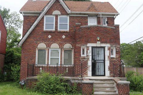 Photo of 16261 Appoline St, Detroit, MI 48235