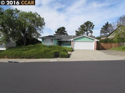 781 Windward Dr, Rodeo, CA 94572