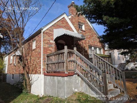 Photo of 5423 Hamilton Ave, Jennings, MO 63136