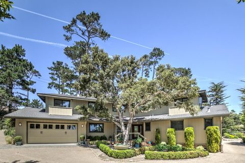 Photo Of 1063 Rodeo Rd Pebble Beach Ca 93953