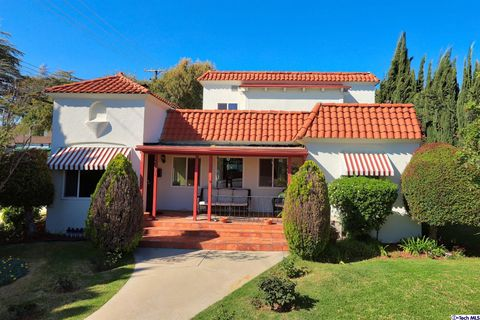 Montecito Park, Glendale, CA Real Estate & Homes for Sale