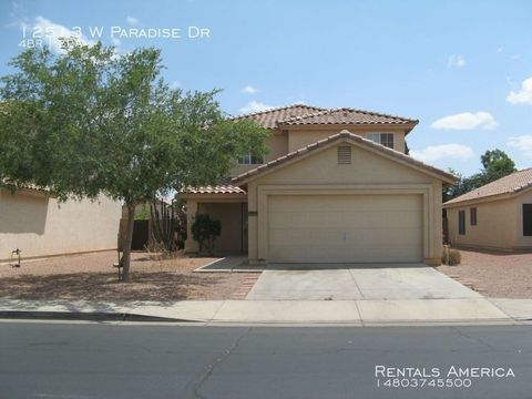 Photo of 12513 W Paradise Dr, El Mirage, AZ 85335
