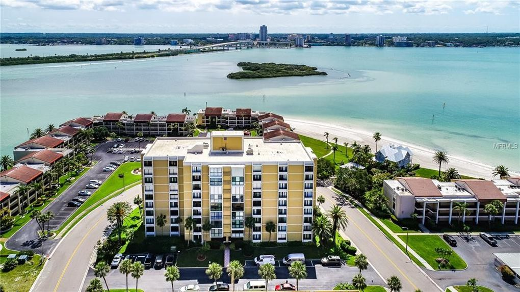 855 Bayway Blvd Apt 503 Clearwater Beach FL realtor