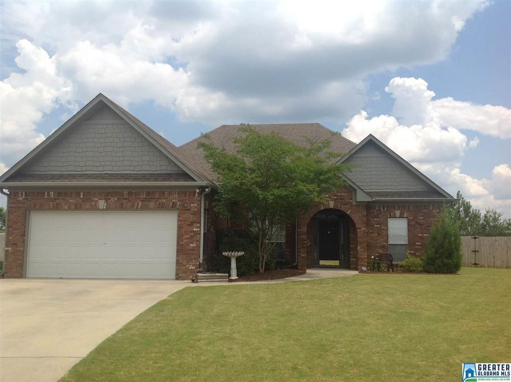 101 Waterford Highlands Trl, Calera, AL 35040