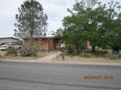 111 1st St, Huachuca City, AZ 85616
