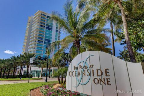1 N Ocean Blvd Apt 11 12, Pompano Beach, FL 33062