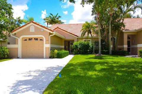 Photo of 201 Sabal Palm Ln, Palm Beach Gardens, FL 33418