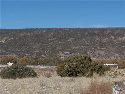 Tract C of Fnrt Lot 5 Los Luceros, NM 87582