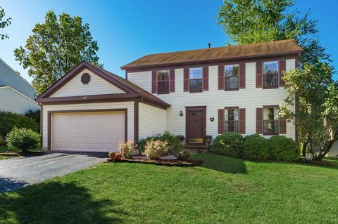 Incredible 147 Windrow Ct Gahanna Oh 43230 Home Interior And Landscaping Dextoversignezvosmurscom