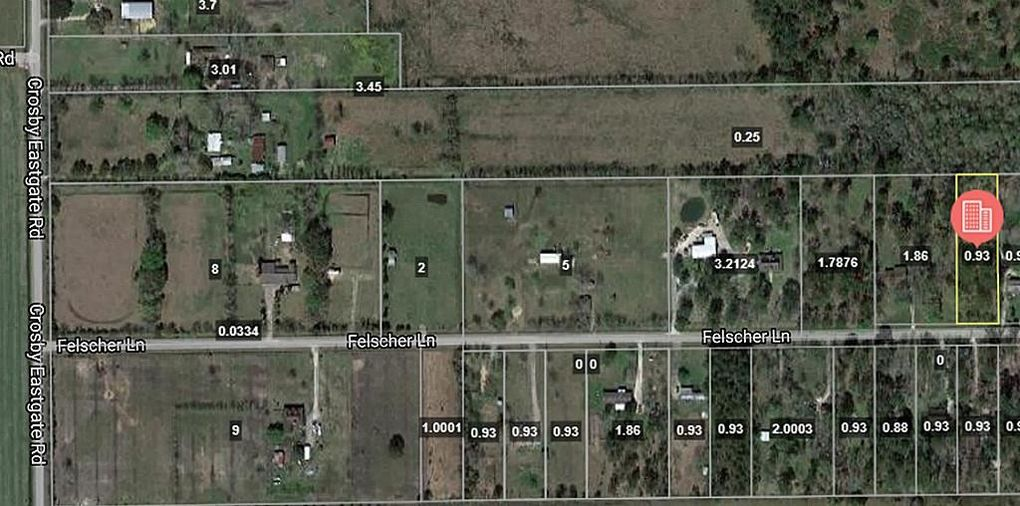 Map Of Crosby Tx 77532.Felscher Ln Crosby Tx 77532 Realtor Com