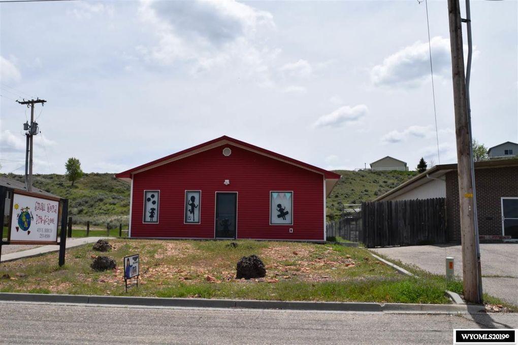 435 E Birch E Glenrock, WY 82637