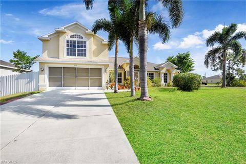 Cape Coral Fl 5 Bedroom Homes For Sale Realtor Com