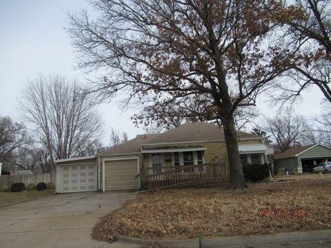 Photo of 212 S Tracy St, Wichita, KS 67209