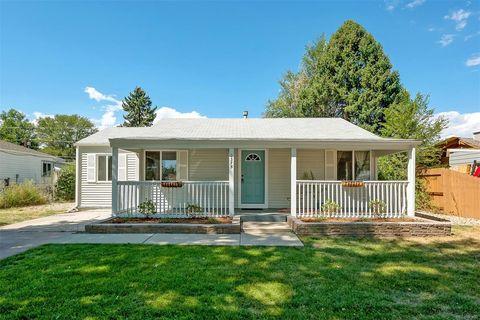 2375 S Irving St, Denver, CO 80219